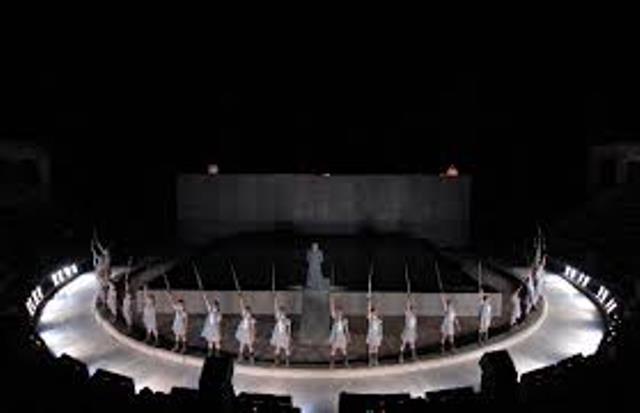 ΟΡΕΣΤΕΙΑ 2007, SCHAUSPIEL